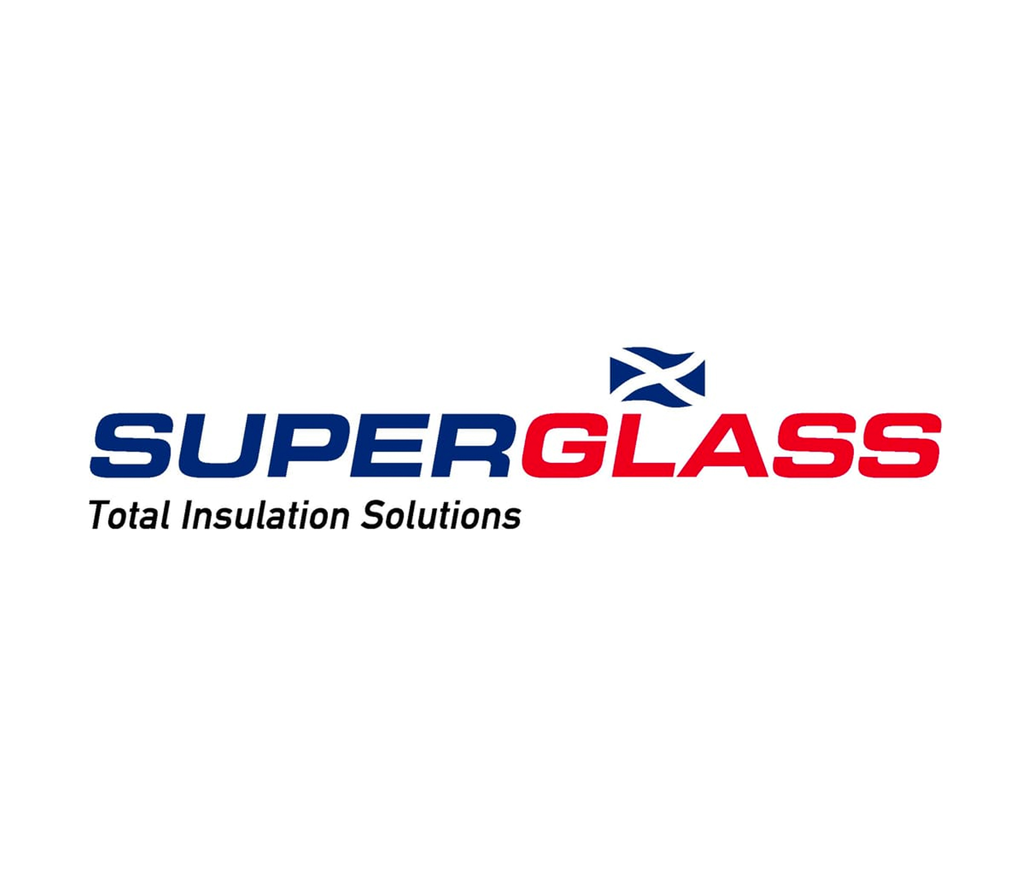 Superglass Insultation Supplies Logo